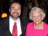with Sandra Day O'Connor